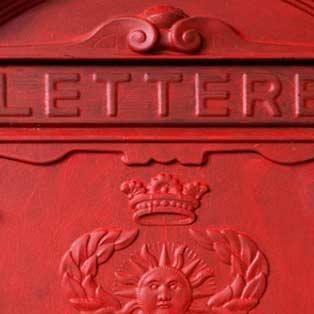Relativ Einzigartige Design Briefkasten kaufen | Kosteloser Versand UR43