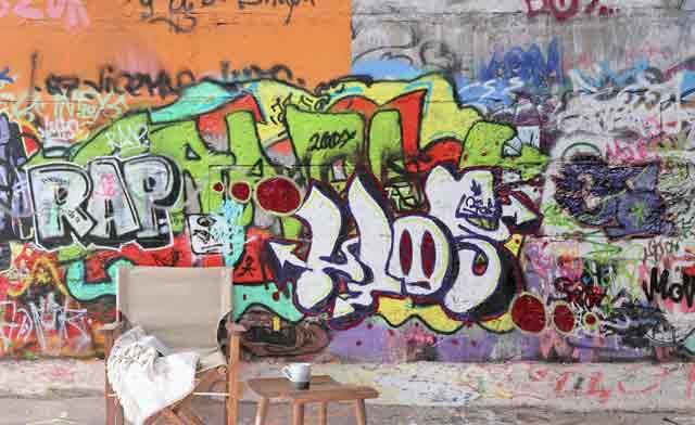 Graffiti Wand