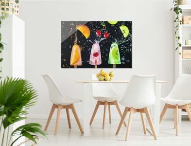 Bilder, Tapeten & Wohnaccessoires für die Küche ...