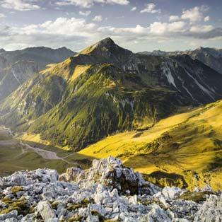 LEINWAND BILDER BILD Berg Natur Landschaft WANDBILDER XXL KUNSTDRUCK