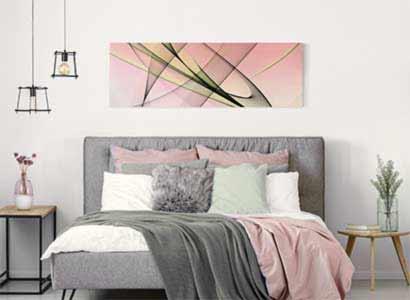 Bilder für Schlafzimmer - schönes Bild übers Bett | Gratis ...