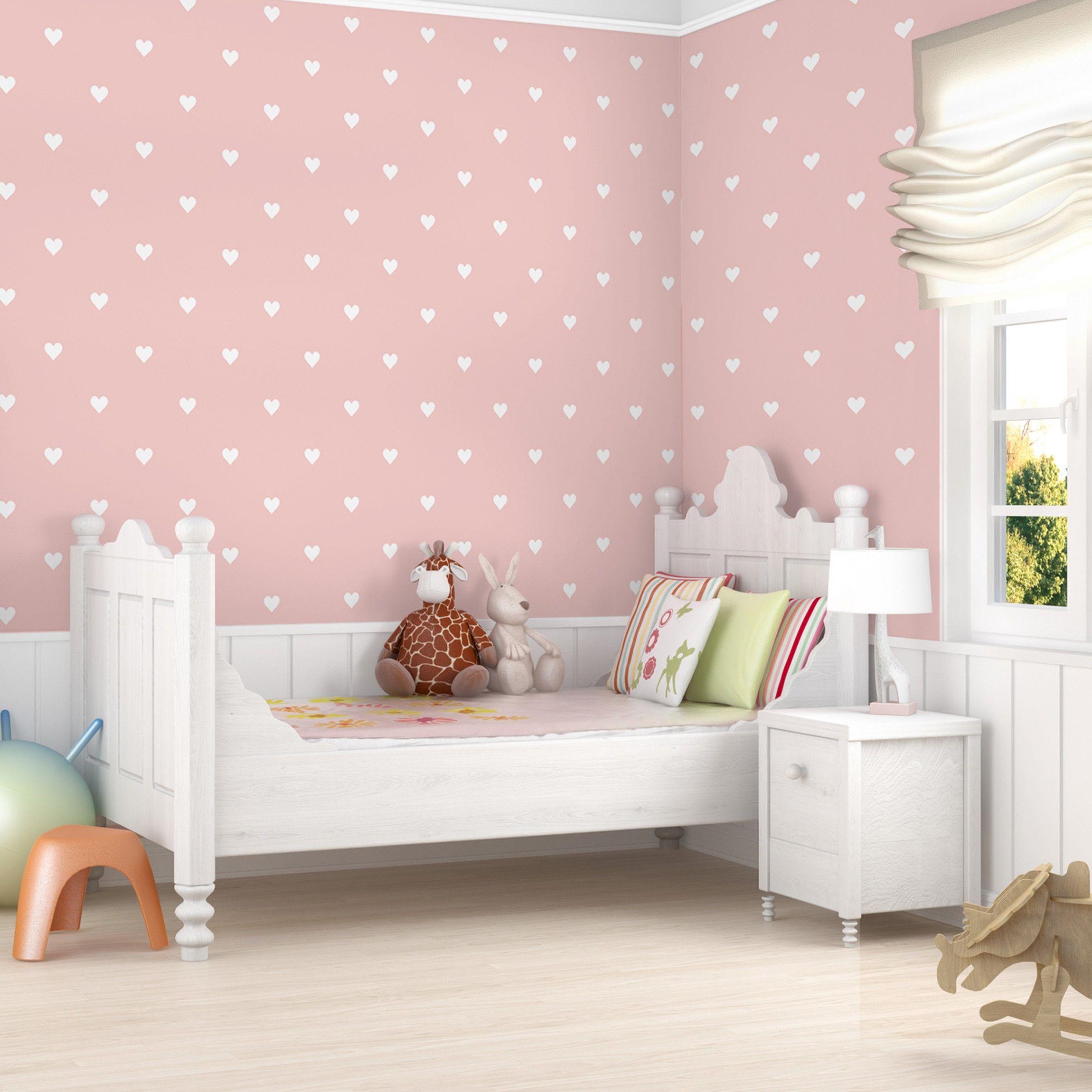 tapeten kinderzimmer. Black Bedroom Furniture Sets. Home Design Ideas