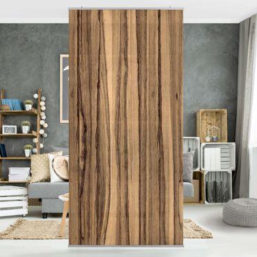 Raumteiler - Schwarze Olive 250x120cm
