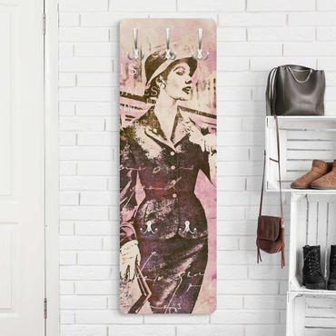 Garderobe - Vintage Collage - Pariserin