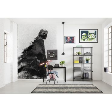 Disney Kindertapete - Star Wars Kylo Vader Shadow - Komar Fototapete
