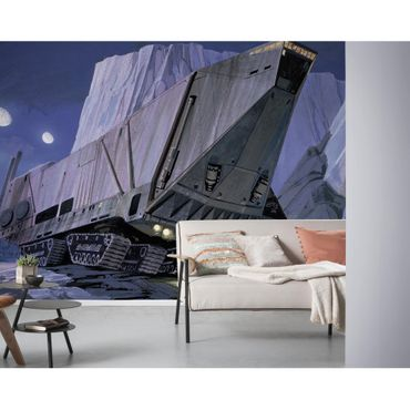 Disney Kindertapete - Star Wars Classic RMQ Sandcrawler - Komar Fototapete