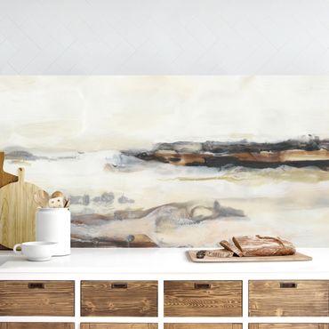 Küchenrückwand - Fröhlicher Horizont II