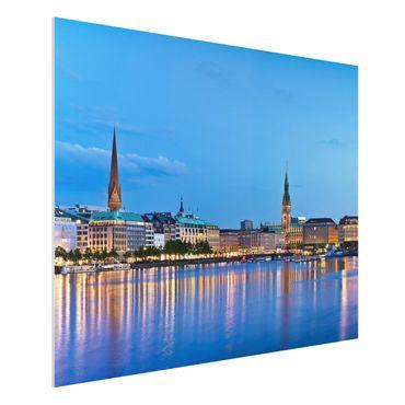 Forexbild - Hamburg Skyline