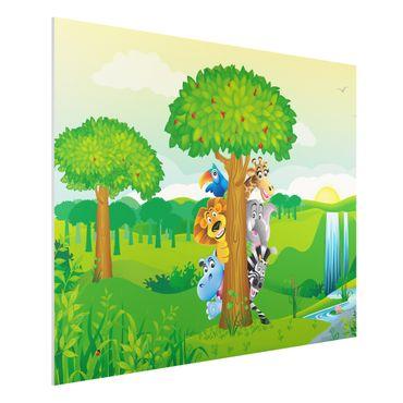 Forexbild - Dschungeltiere