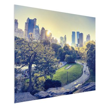 Forexbild - Peaceful Central Park