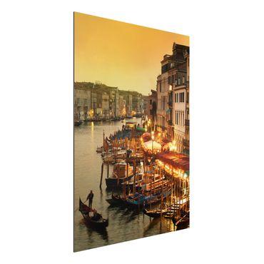 Alu-Dibond Bild - Großer Kanal von Venedig