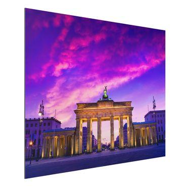 Alu-Dibond Bild - Das ist Berlin!