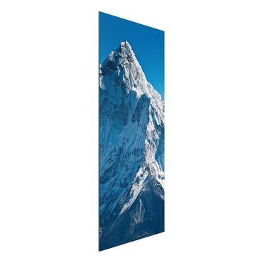 Alu-Dibond Bild - Der Himalaya II