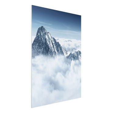 Forexbild - Die Alpen über den Wolken