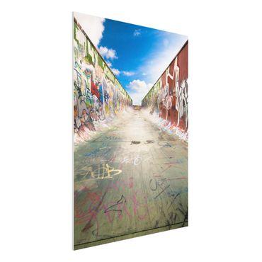 Forexbild - Skate Graffiti