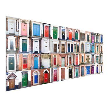 Forexbild - 100 Türen