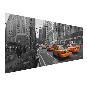 Alu-Dibond Bild - New York, New York!