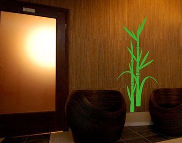 Wandtattoo Bambus No.8 Bambus
