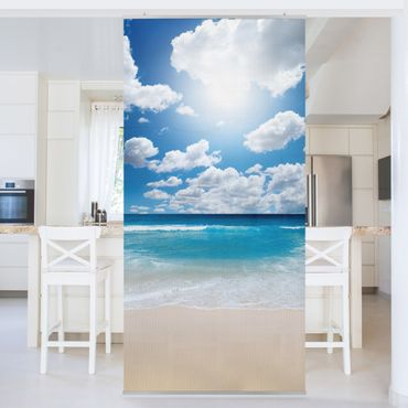 Raumteiler - Touch of Paradise 250x120cm
