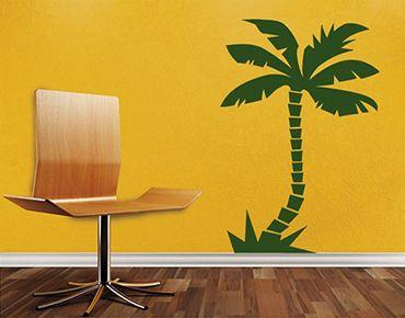 Wandtattoo Baum No.SF400 Palme