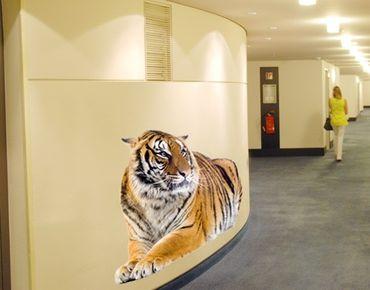 Wandtattoo Tiger No.95 Tiger Tigris