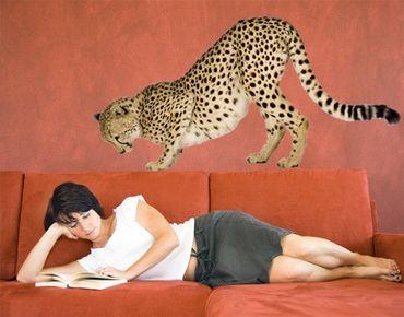 Wandtattoo No.145 Gepard II