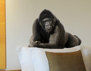 Wandtattoo Affe No.159 Gorilla I