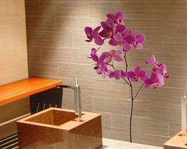 Wandtattoo Orchidee No.SB57 Orchidee I