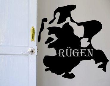 Wandtattoo No.474 Rügen