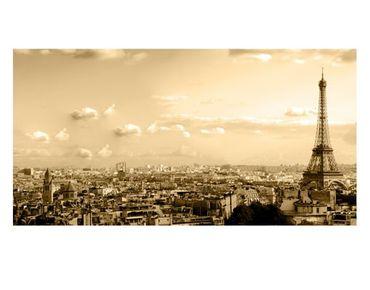 Fensterfolie - Sichtschutz Fenster I Love Paris - Fensterbilder