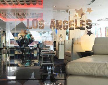Fensterfolie - Fenstersticker No.TM148 Los Angeles - Fensterbilder