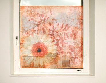 Fensterfolie - Sichtschutz Fenster Forgotten Beauty I - Fensterbilder