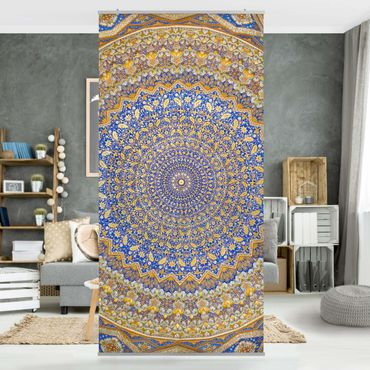 Raumteiler - Dome of the Mosque 250x120cm