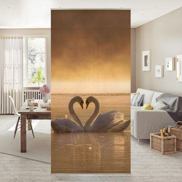 Raumteiler - Lovers 250x120cm