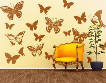 Wandtattoo Schmetterling No.EG38 Schmetterlinge 2