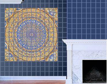 Fliesenbild - Dome Of The Mosque