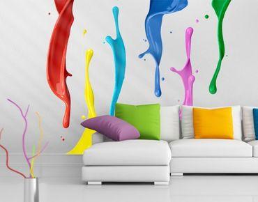 Wandtattoo No.473 Farbspritzer