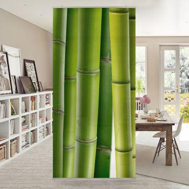 Raumteiler - Bambuspflanzen 250x120cm