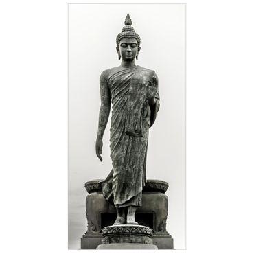 Raumteiler - Buddha Statue 250x120cm