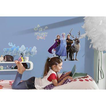 Disney Wandtattoo Kinderzimmer - Forest Spirit - Komar Deco Sticker