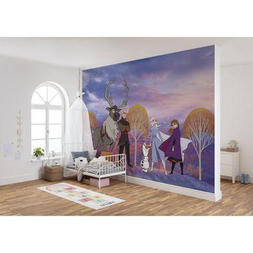 Disney Kindertapete - Frozen Autumn Forest - Komar Fototapete