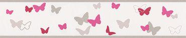 Esprit Mustertapete Esprit Kids 5 Sweet Butterfly in Bunt, Rot, Weiß