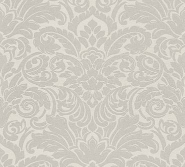 Architects Paper Mustertapete Luxury wallpaper in Metallic, Creme