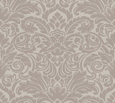 Architects Paper Mustertapete Luxury wallpaper in Braun, Metallic