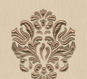 Architects Paper Strukturtapete Wall Fashion in Creme, Metallic