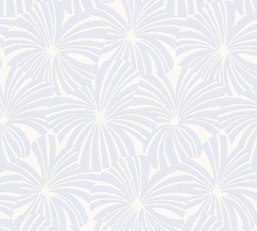 Esprit Mustertapete Esprit 12 Play in Summer in Blau, Creme, Weiß