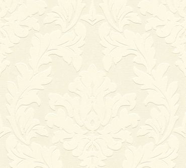 Architects Paper Mustertapete Castello in Creme, Metallic