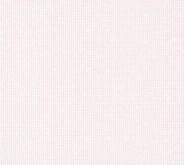A.S. Création Strukturtapete Scandinavian Style in Rosa, Weiß