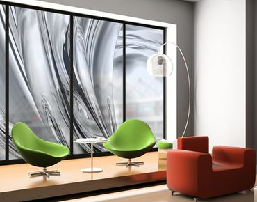 Fensterfolie - XXL Fensterbild Lights II - Fenster Sichtschutz