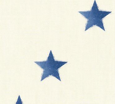 A.S. Création Mustertapete Côte d`Azur in Beige, Blau